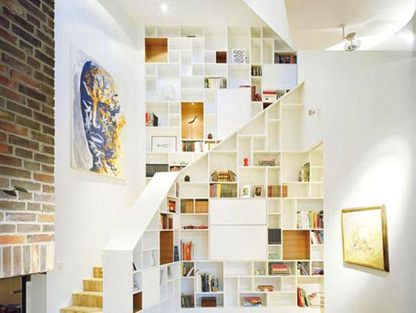 altra libreria, molto decorativa